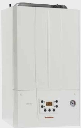 Centrala termica pe gaz in condensatie IMMERGAS VICTRIX TERA 24 PLUS+ kit evacuare inclus.