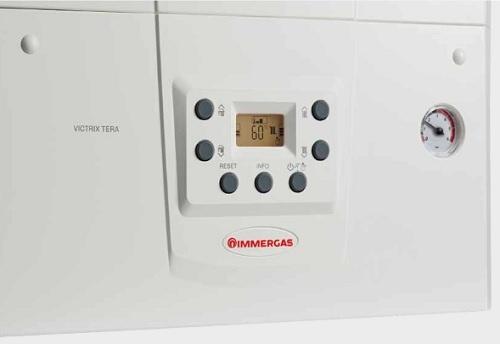 Centrala termica pe gaz in condensatie IMMERGAS VICTRIX TERA 24 PLUS+ kit evacuare inclus.. Poza 3114