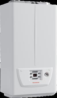 Pachet Centrala termica pe gaz in condensatie IMMERGAS VICTRIX OMNIA 25 + kit evacuare inclus.