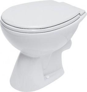 poza Vas WC NEW ROMA iesire orizontala