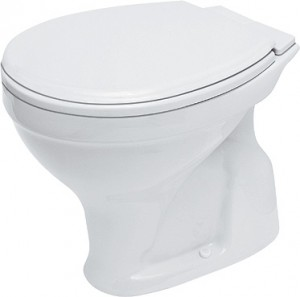 poza Vas WC NEW ROMA iesire verticala