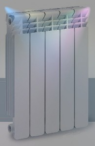 poza Radiator de aluminiu HELYOS 700