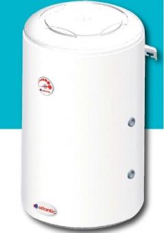 poza Boiler electric  cu serpentina ATLANTIC  80 L