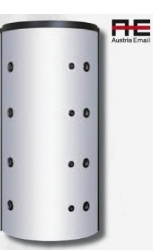 poza Puffer izolat rezervor de acumulare apa calda AUSTRIA EMAIL PSM 800