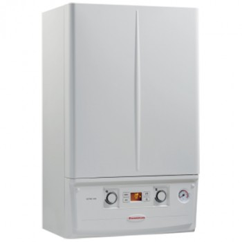 poza Centrala termica pe gaz in condensatie IMMERGAS VICTRIX EXA 24/28 1 ErP, kit evacuare inclus