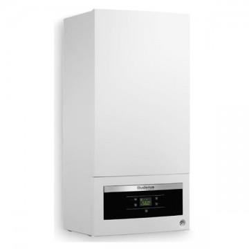 poza Centrala termica pe gaz in condensatie BUDERUS LOGAMAX PLUS GB 062 KD H V2 24kW+ kit evacuare inclus