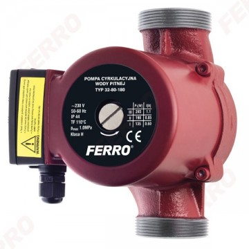 poza Pompa de recirculare FERRO 32/80/180