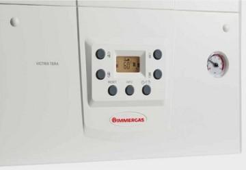 Poza Centrala termica pe gaz in condensatie IMMERGAS VICTRIX TERA24/28 1 ErP+ kit evacuare inclus.. Poza 2977