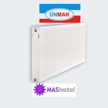poza Calorifer/radiator din otel EXTRA UNMAK 22/400/800