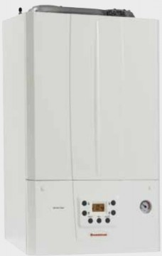 poza Centrala termica pe gaz in condensatie IMMERGAS VICTRIX TERA 24 PLUS+ kit evacuare inclus.