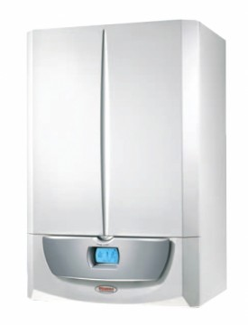 poza Centrala in condensatie IMMERGAS VICTRIX ZEUS SUPERIOR 2 ERP 26 cu boiler de 60 L  +KIT EVACUARE INCLUS
