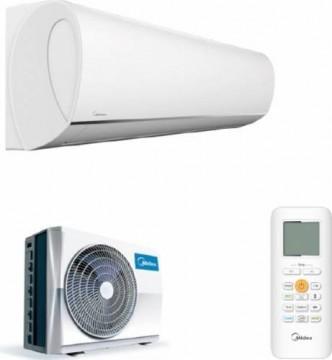 poza Aparat de aer conditionat Midea Blanc Full DC MSMAAU-09HRFN1-QRD0GW, Inverter, 9000 Btu/h , Clasa racire A++