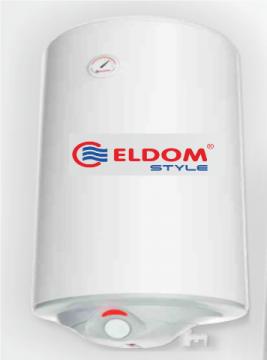 poza Boiler electric vertical cu acumulare ELDOM STYLE 120L