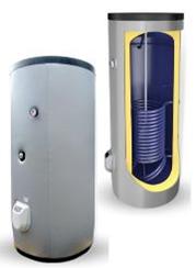 poza Boiler din otel termoelectric cu 1 serpentine vertical ELDOM 750 L