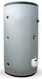 poza Boiler din otel termoelectric cu 1 serpentine vertical ELDOM 1500 L