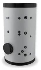 poza Boiler din otel termoelectric cu 2 serpentine vertical ELDOM 2000 L