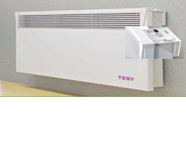 poza Convector TESY electric 1000W model 2018