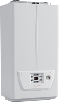 poza Centrala termica pe gaz in condensatie IMMERGAS VICTRIX OMNIA 25 + kit evacuare inclus.
