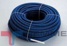 poza Teava PEX izolat albastru 16 x 2 mm